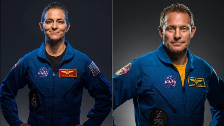 NASA, SpaceX Crew-5 astronotları