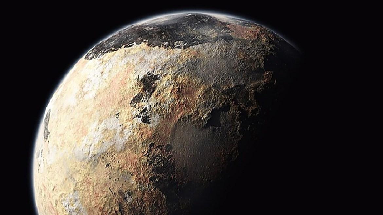Plüton atmosferi