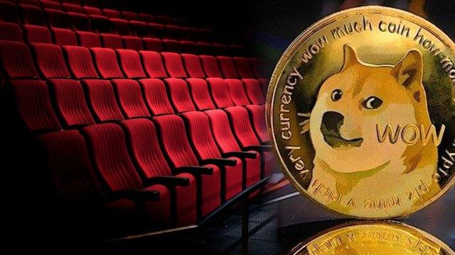 Sinema salonlarında kripto para dönemi başladı!