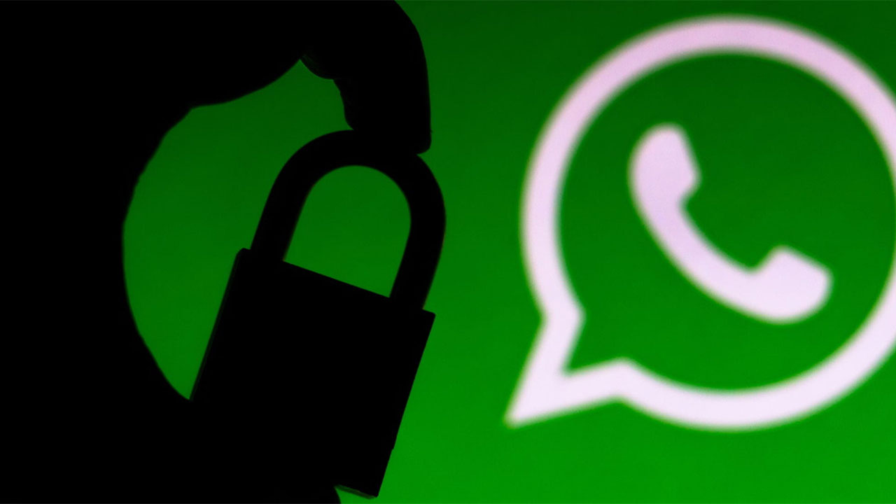 whatsapp şifreli yedek