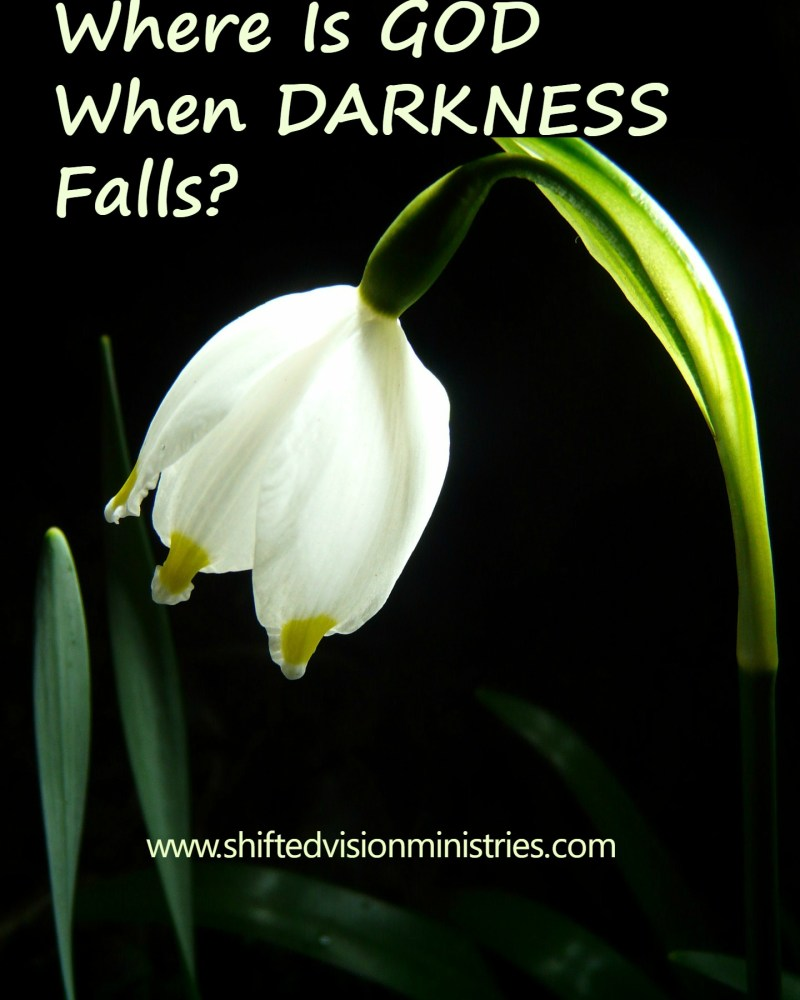 We all encounter seasons of darkness. Some seem darker than others. Some last longer than others. In seasons of darkness and pain, where do we find hope?
