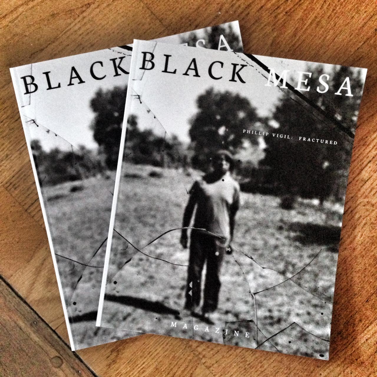 print black mesa blurb