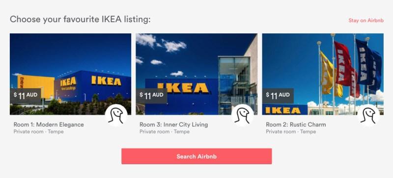 airbnb_ikeasydney_site