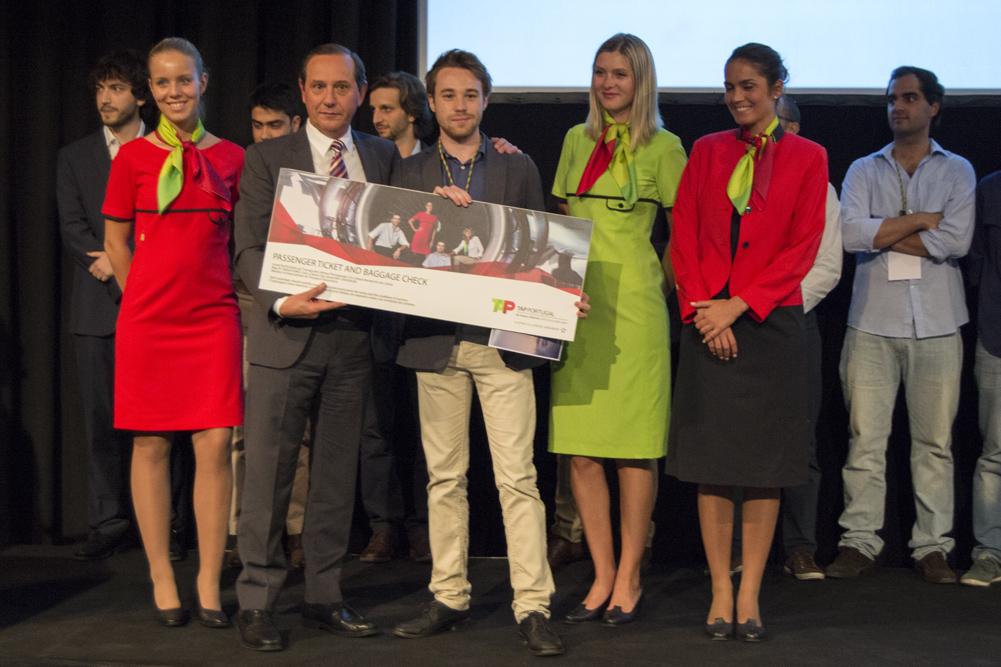 futuro da aviação TAP Creative Launch