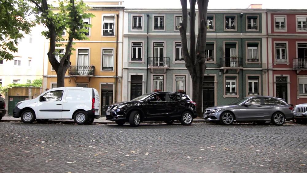 lugar de estacionamento smart