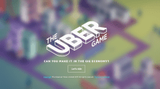 the uber game
