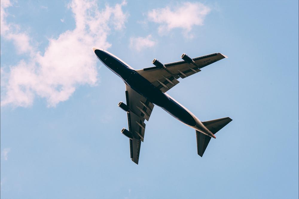 Ano mais seguro da história da aviação