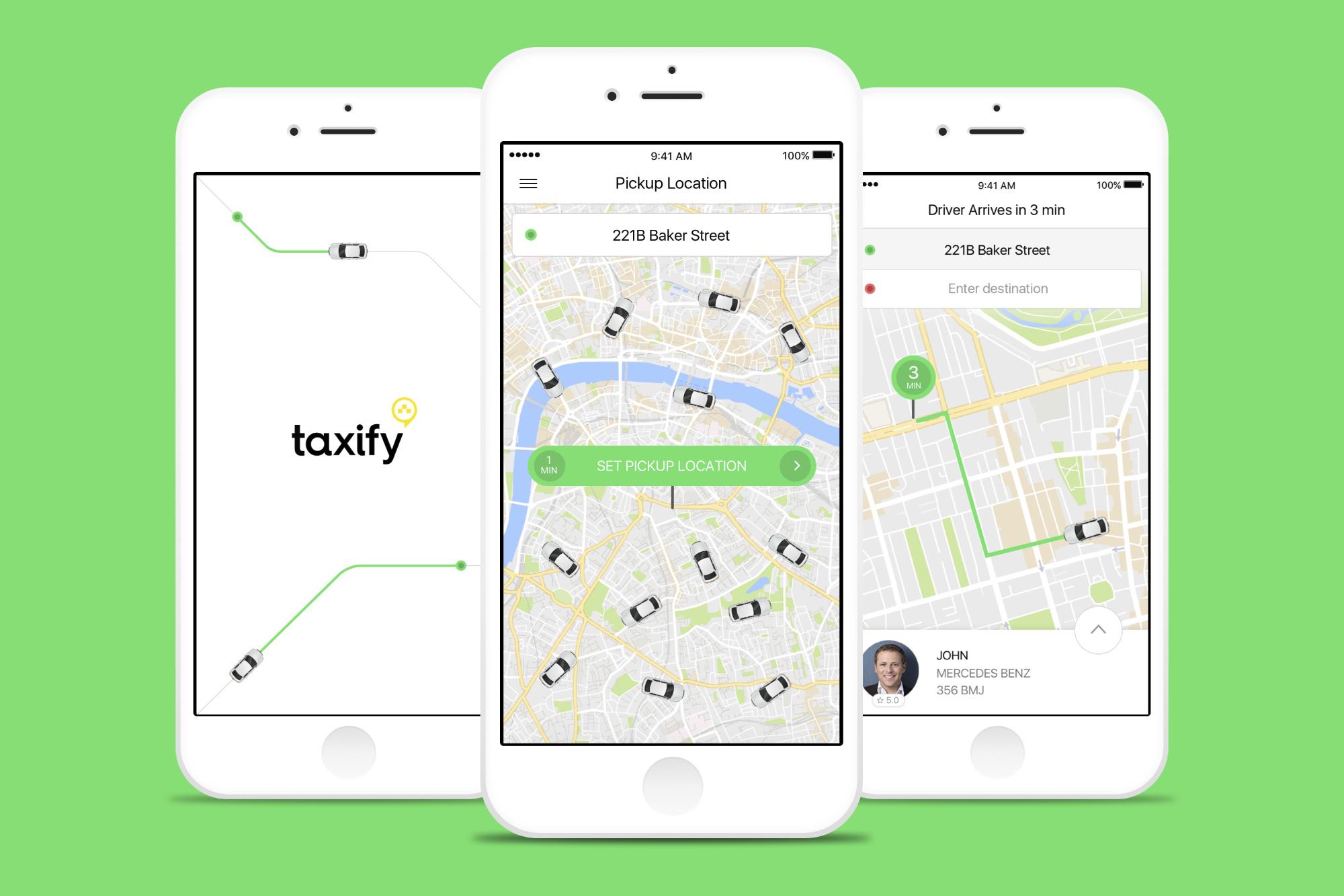 Taxify Lisboa