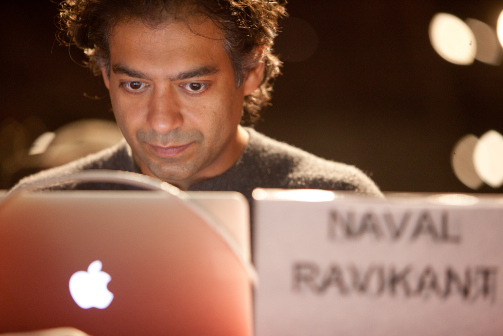 rico Naval Ravikant