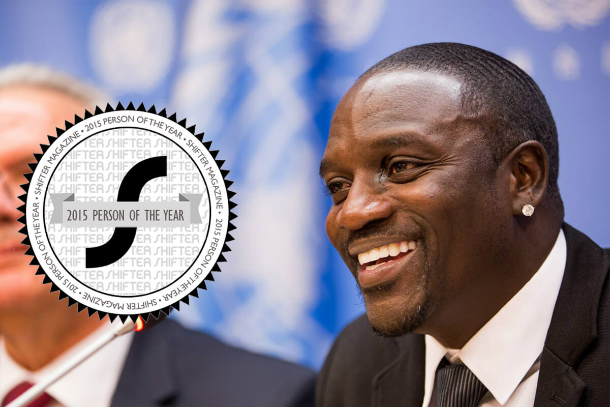 Person of the Year Akon