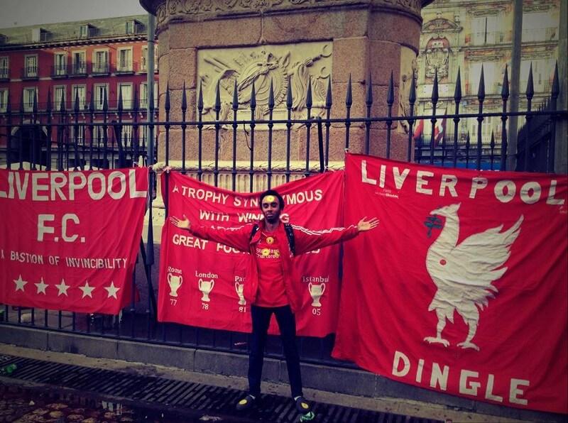 Markus Marshall Liverpool FC