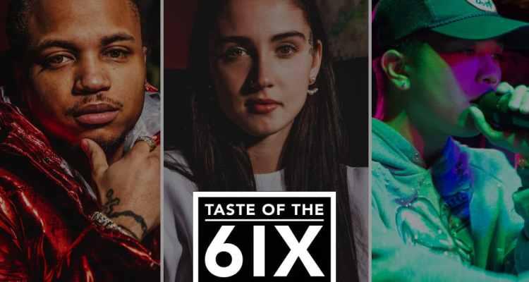 Taste of the 6ix
