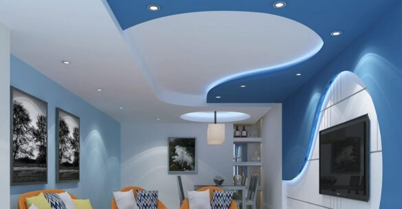 Ceiling Interior Designs