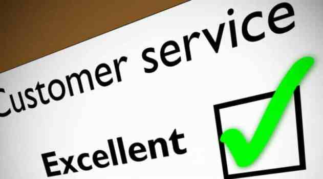 Moving customer service