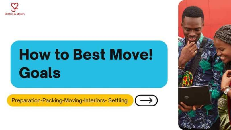 how to prepare for moving, moving checklist, house moving, office moving, good movers