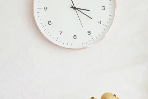 Ayurvedic clock
