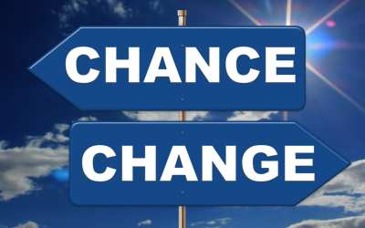 Shift Happens!® When you leave it up to chance instead of CHANGE!