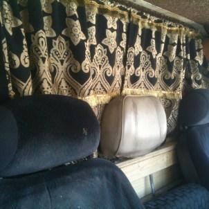 Libya curtains