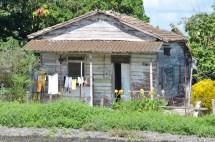 Old Homes in Rural Cuba
