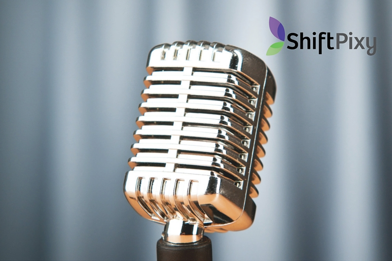 Scott Absher, CEO of ShiftPixy, on Business Newsmakers Radio