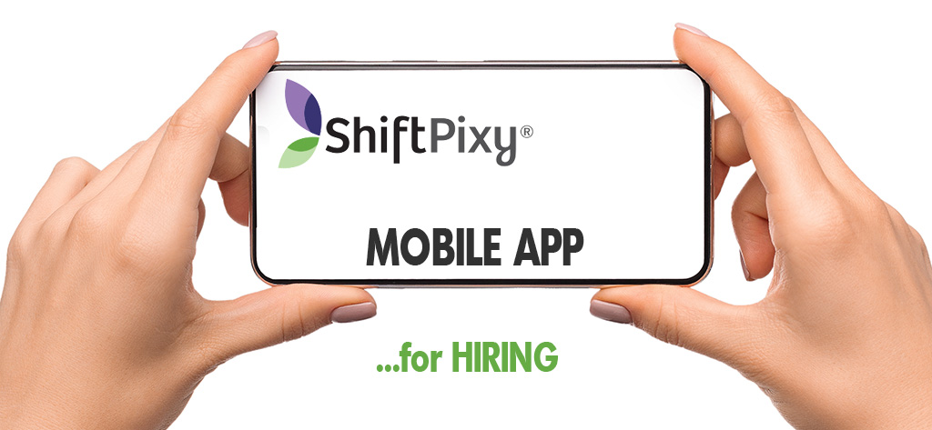 Mobile App for Hiring Immediate Talent for a Gig or Shift