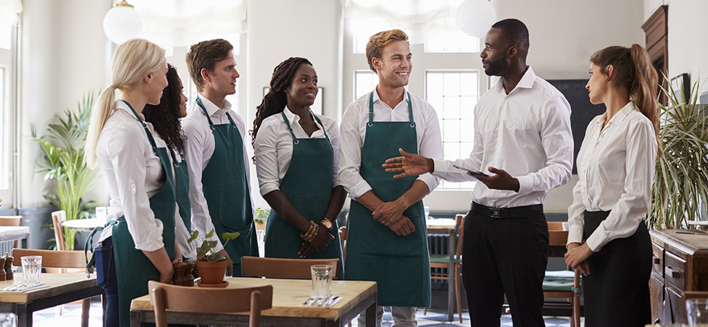Three Staffing Solutions to Help Restaurants & Hotels Thrive