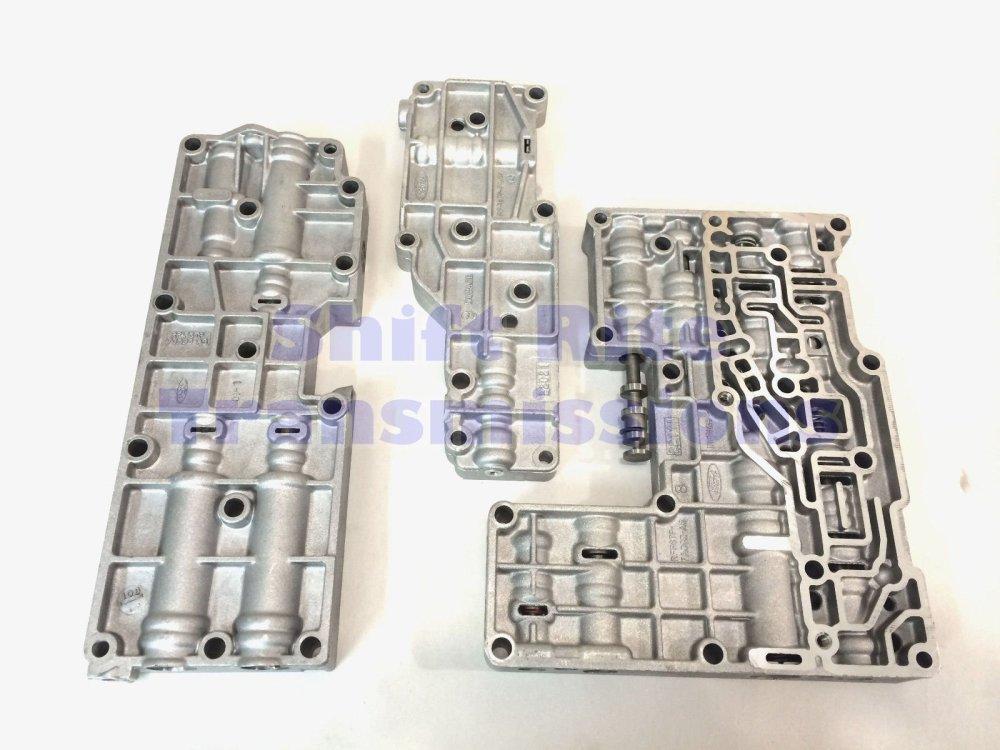 medium resolution of hd hp 4r100 96 04 valve body accumulator kit transmission valvebody