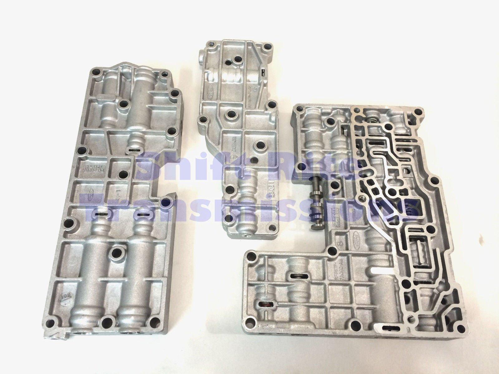 hight resolution of hd hp 4r100 96 04 valve body accumulator kit transmission valvebody