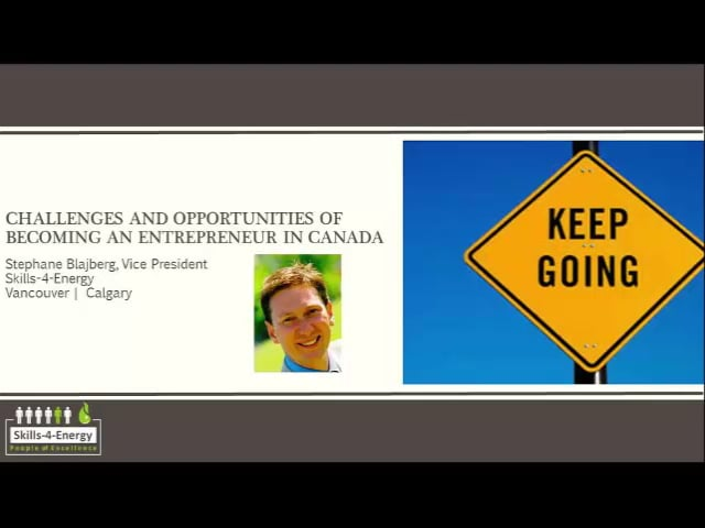 Becoming an Entrepreneur in Canada: Challenges and Opportunities