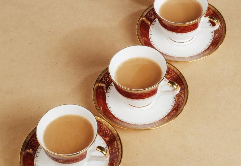 """Three cups of tea"": The principle behind building your network and getting results"