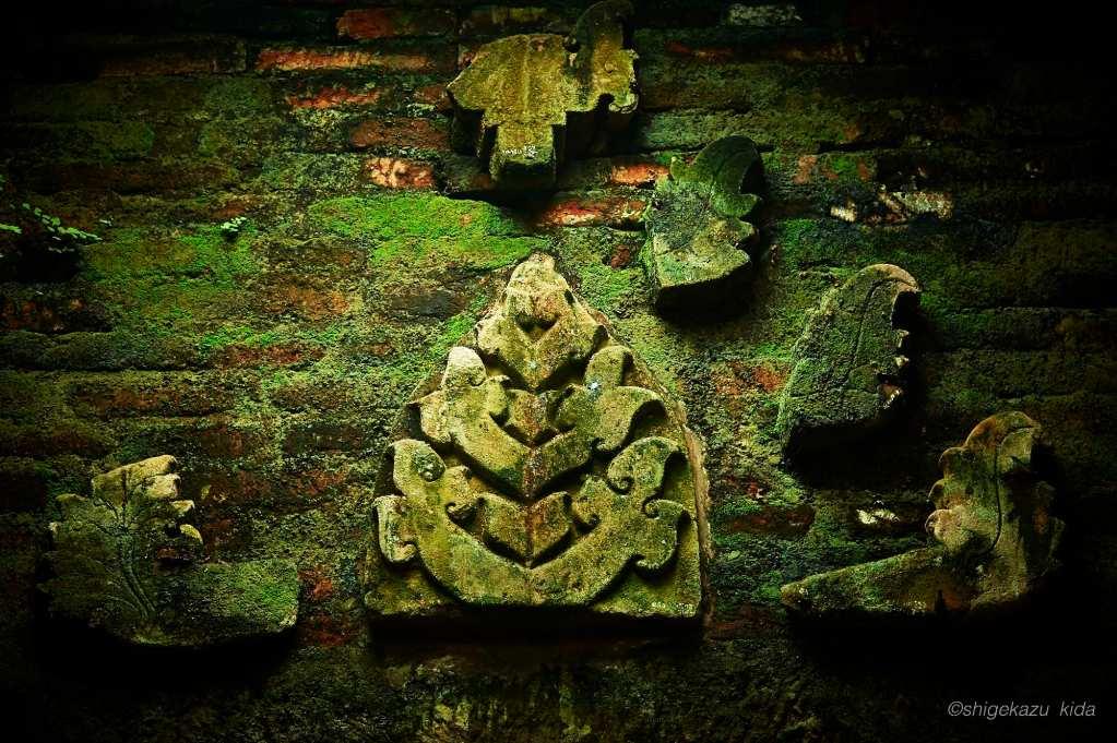 ベトナムMySonSanctuary(ミーソン遺跡)の出土品