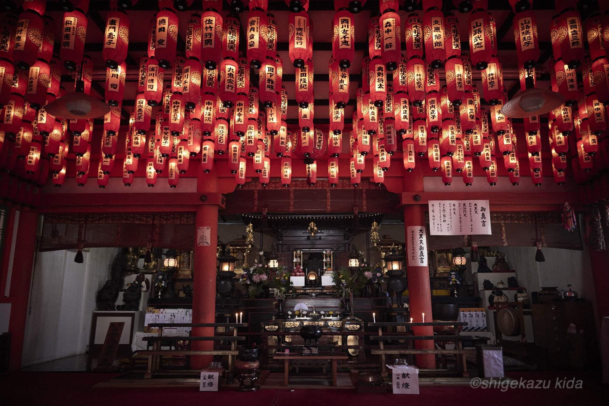 貴田茂和 shigekazu kida 熊野古道の熊野那智大社