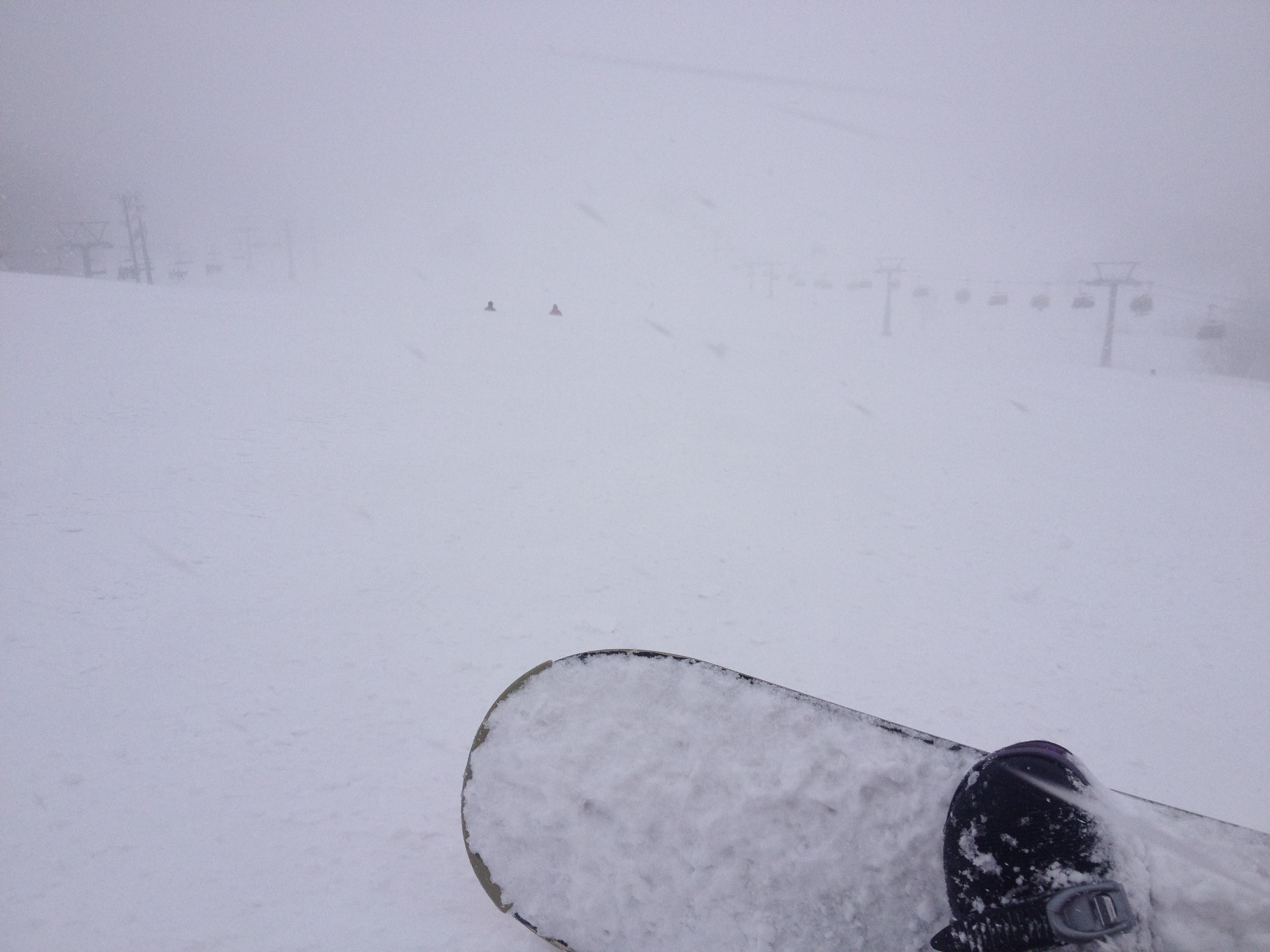 長野 斑尾高原滑雪行   YABANJIN