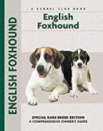 English Foxhound book