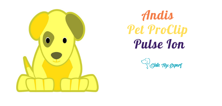 Andis Pet ProClip Pulse Ion