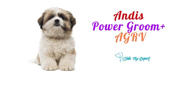 Andis Power Groom+ AGRV