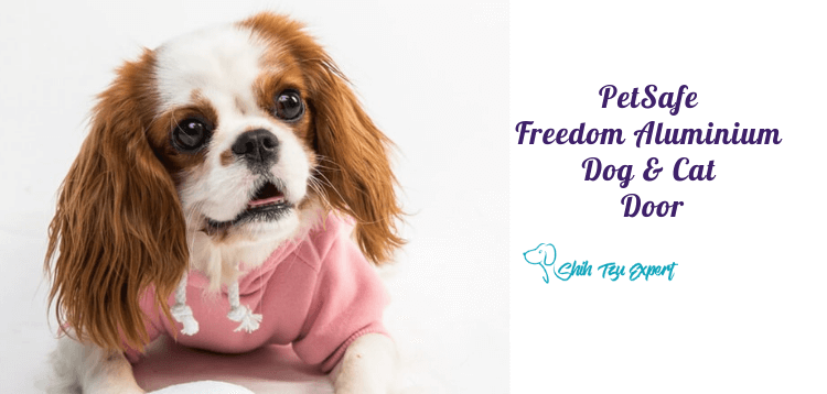 PetSafe Freedom Aluminium Dog and Cat Door (1)
