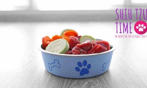 Types of Shih Tzu Dog Food
