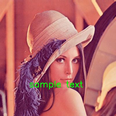 画像_cv2.putTextのサンプルコード