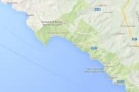 The five villages of Cinque Terre - Monterosso Al Mare, Vernazza, Corniglia, Manarola and Riomaggiore.