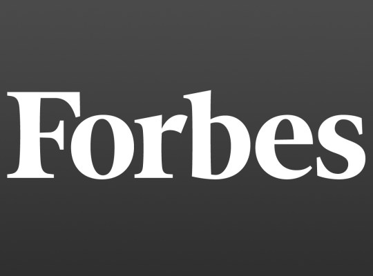 An interview with Dr. Jain in Forbes magazine