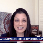 FOX32: Holiday weekend brings surge of travelers amid the pandemic