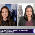 Pregnant women should 'absolutely get vaccinated as soon as possible,' doctor urges