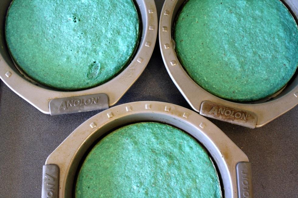 Birthday, Bro, and Blue Velvet Cake