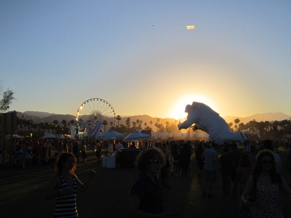 Thursday Thankful List: Coachella and Other Things