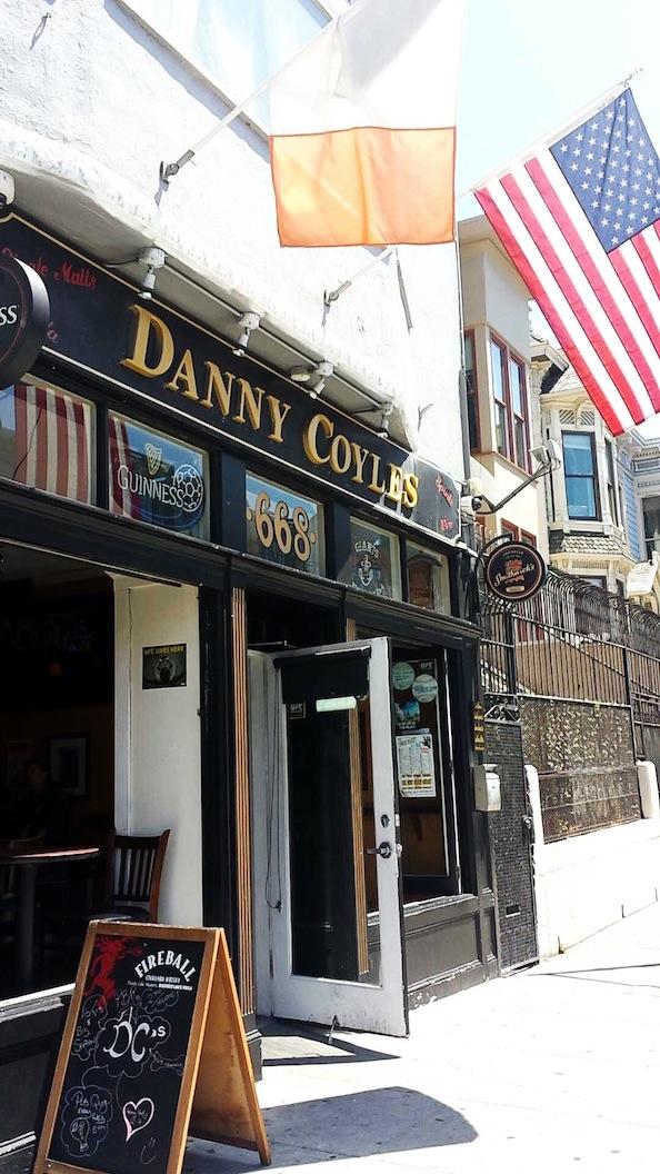 Danny Coyle's