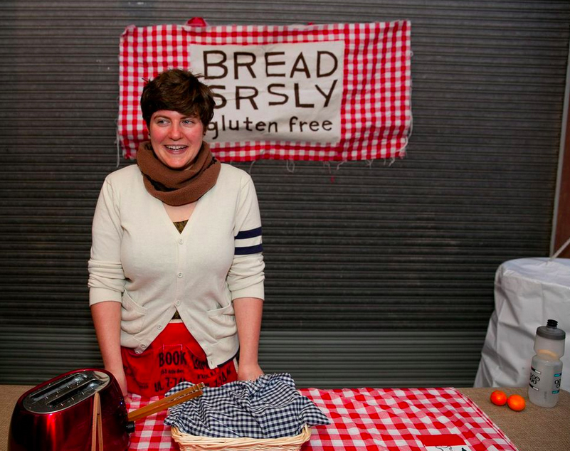 Spotlight: Sadie of Bread SRSLY