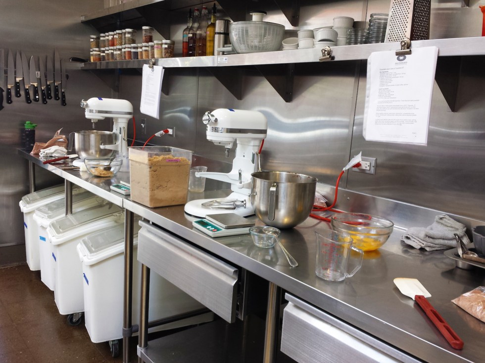 Spotlight: Gluten-Free Baking with SF Cooking School