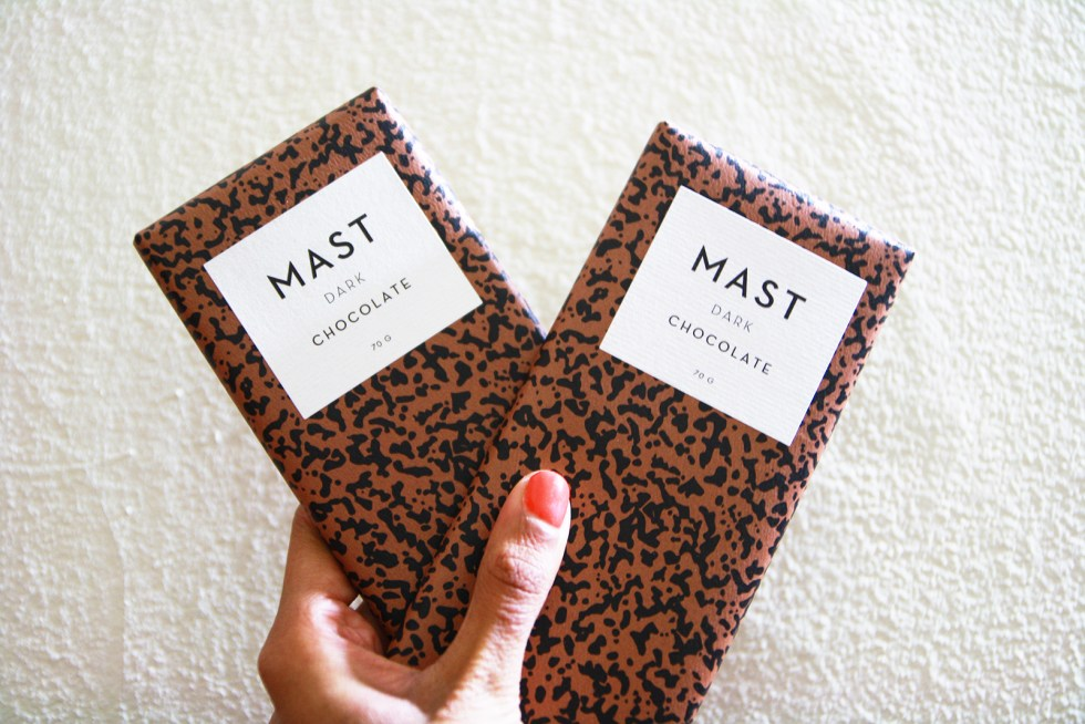 Mast Brothers Chocolate Chunk Buckwheat Cookies