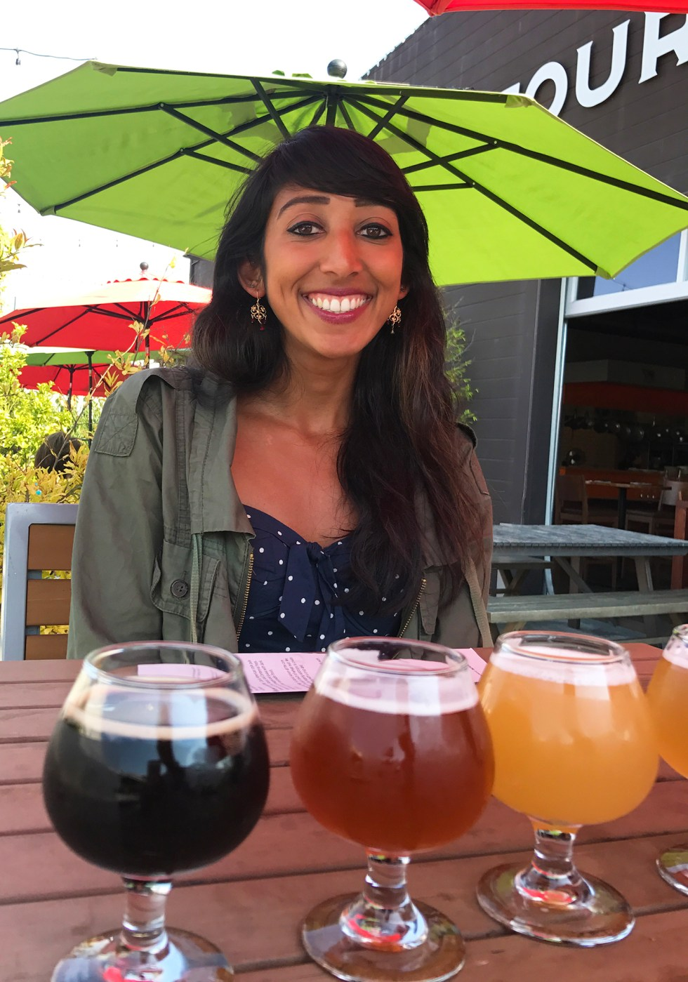 Woodfour Brewing Sebastopol // Shikha la mode